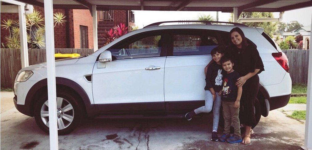 Family Car Loan Brisbane